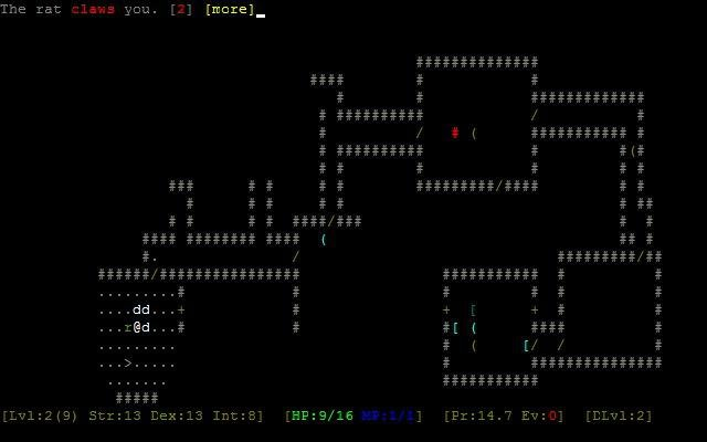 Download web tool or web app Pyro - PYthon ROguelike to run in Linux online