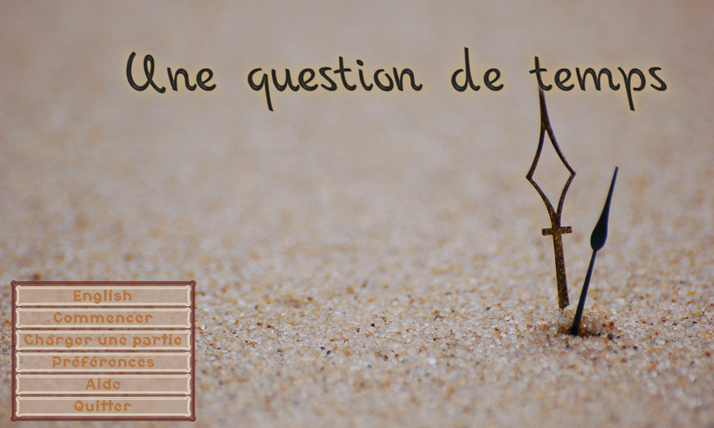 Download web tool or web app Question de temps to run in Linux online