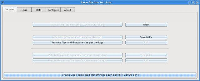 Download web tool or web app Racer File Fixer to run in Linux online