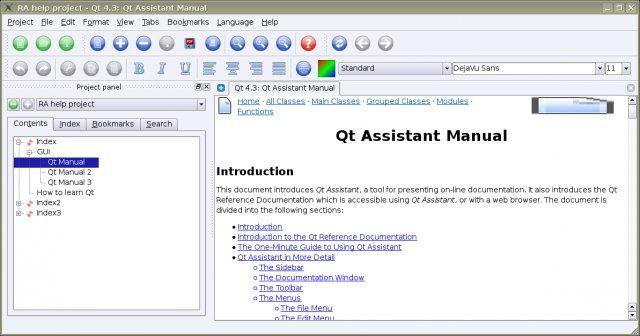 Download web tool or web app Research Assistant to run in Linux online