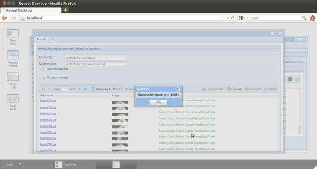 Download web tool or web app REVEAL_Web to run in Linux online