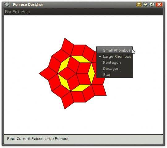 Download web tool or web app Rhombi to run in Windows online over Linux online