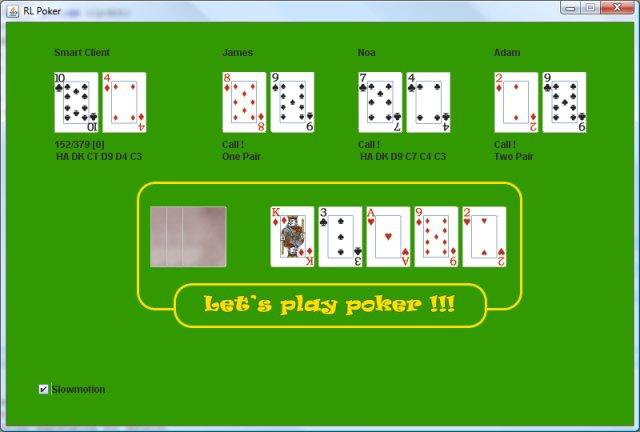 Download web tool or web app RL Poker to run in Linux online