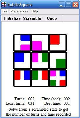 Download web tool or web app Rubiks Square to run in Windows online over Linux online
