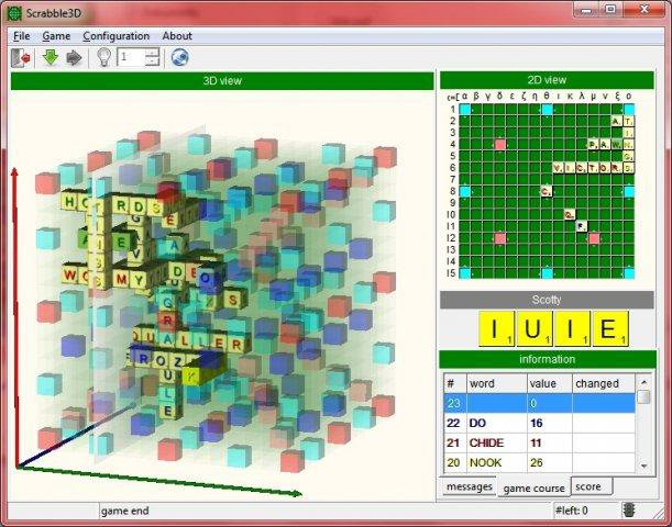 Download web tool or web app Scrabble3D to run in Windows online over Linux online