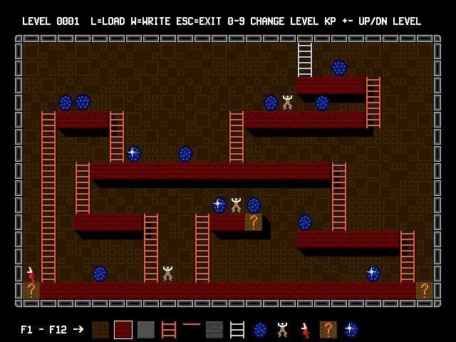 Download web tool or web app SDL Scavenger A Lode Runner like game. to run in Windows online over Linux online