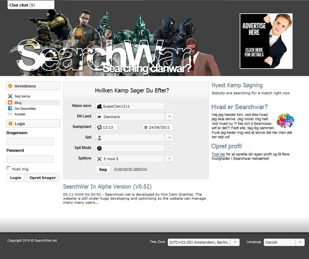Download web tool or web app Searchwar to run in Windows online over Linux online