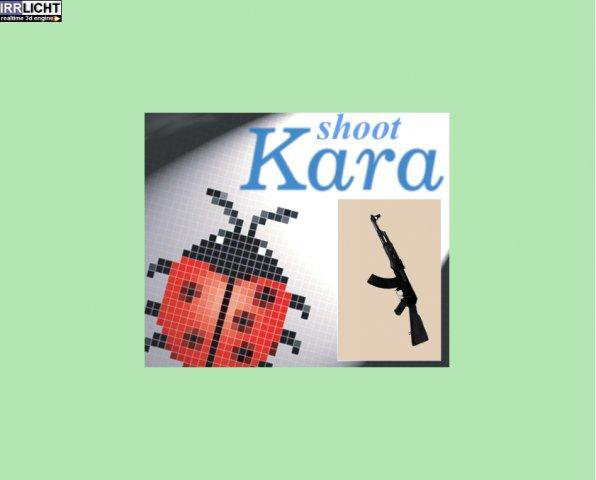 Download web tool or web app shootKara to run in Windows online over Linux online