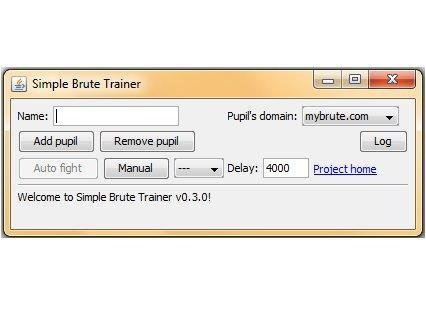 Download web tool or web app Simple Brute Trainer to run in Linux online
