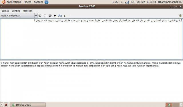 Download web tool or web app Smulsa 2001 to run in Linux online