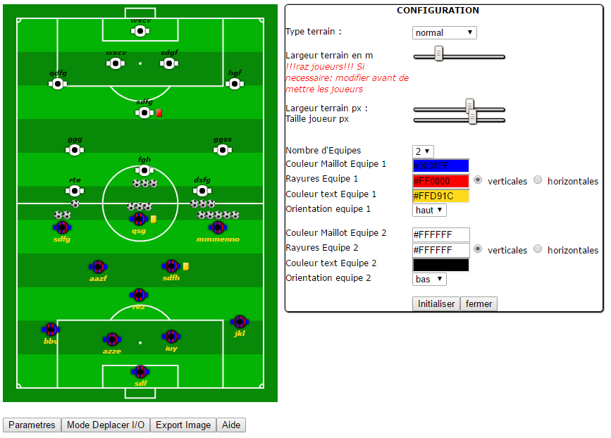 Download web tool or web app soccerPitchTeamEdition to run in Linux online
