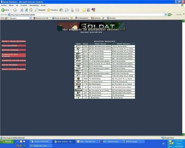 Download web tool or web app Soldat Web to run in Linux online