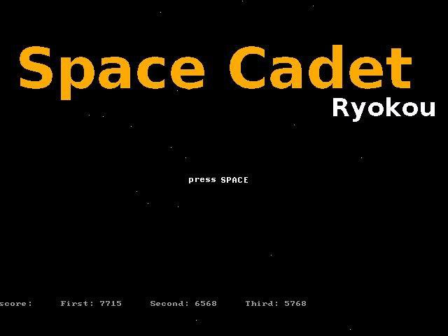 Download web tool or web app Space Cadet: Ryokou to run in Linux online