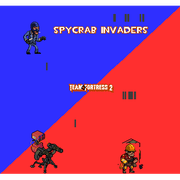 Free download Spycrab Invaders v2 to run in Windows online over Linux online Windows app to run online win Wine in Ubuntu online, Fedora online or Debian online