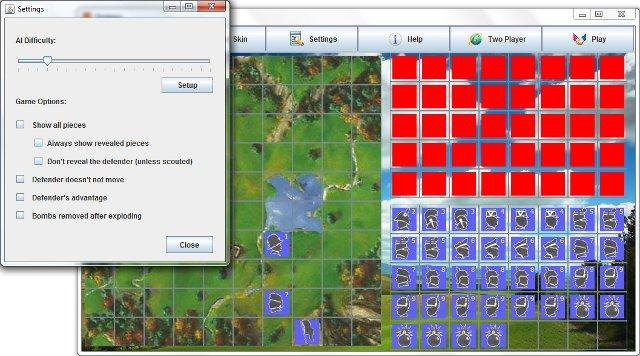 Download web tool or web app Stratego to run in Windows online over Linux online