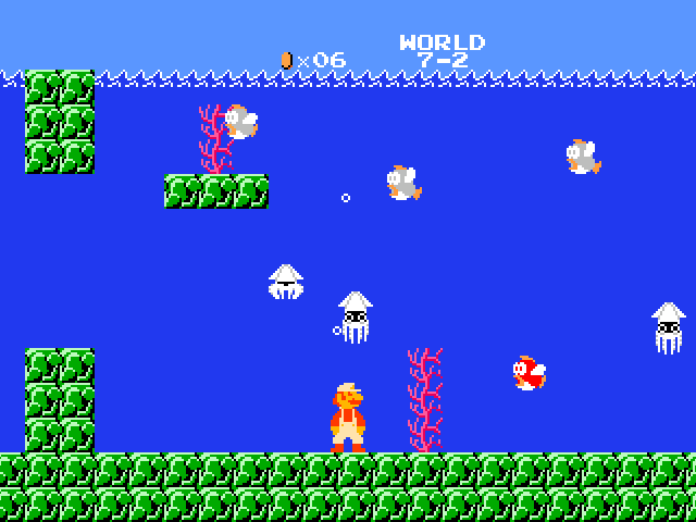 Download web tool or web app Super Mario Bros Java to run in Linux online