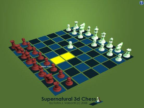 Download web tool or web app Supernatural 3D Chess to run in Windows online over Linux online