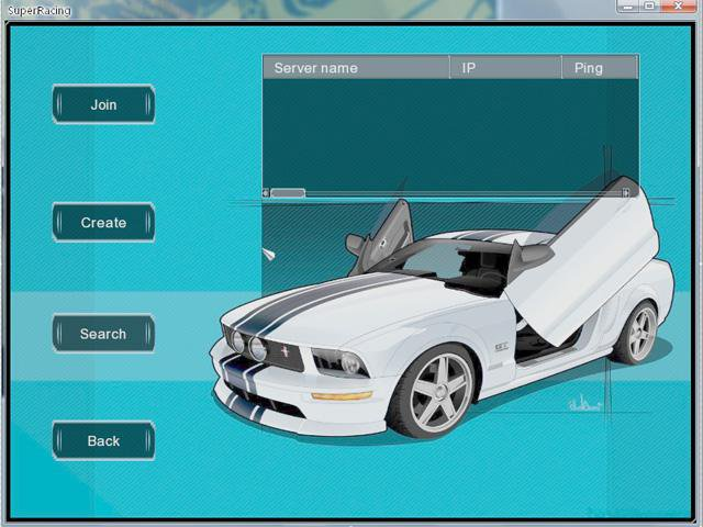 Download web tool or web app SuperRacing to run in Windows online over Linux online