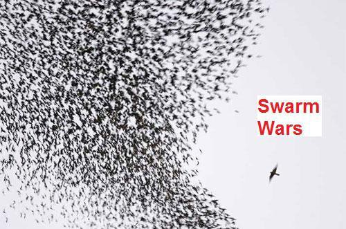 Download web tool or web app Swarm Wars to run in Linux online