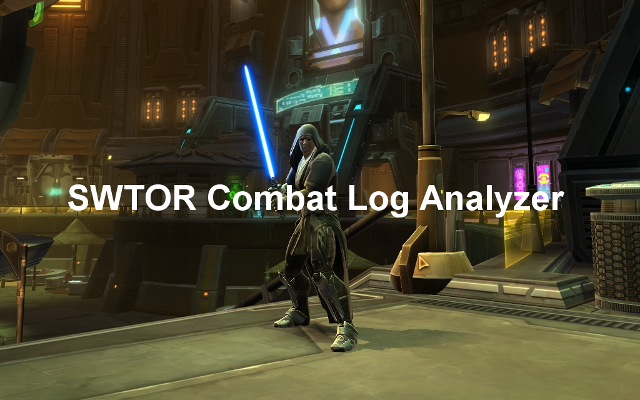 Download web tool or web app SWTOR Combat Log Analyzer to run in Linux online