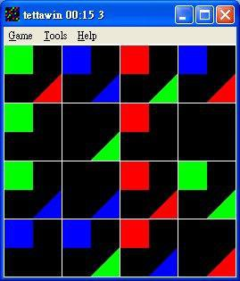 Download web tool or web app tetta: (graeco-latin) square swap puzzle to run in Linux online
