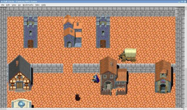 Download web tool or web app The ClanFX Javascript Game Engine to run in Linux online