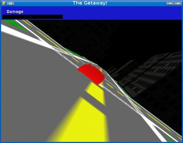 Download web tool or web app The Getaway! to run in Linux online