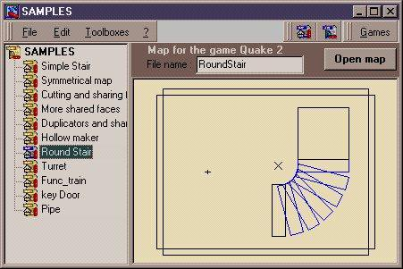 Download web tool or web app The Quake Army Knife (QuArK) to run in Windows online over Linux online