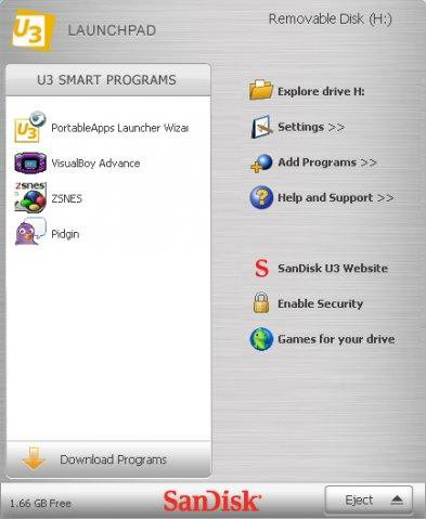 Download web tool or web app U3 Smart Apps to run in Windows online over Linux online