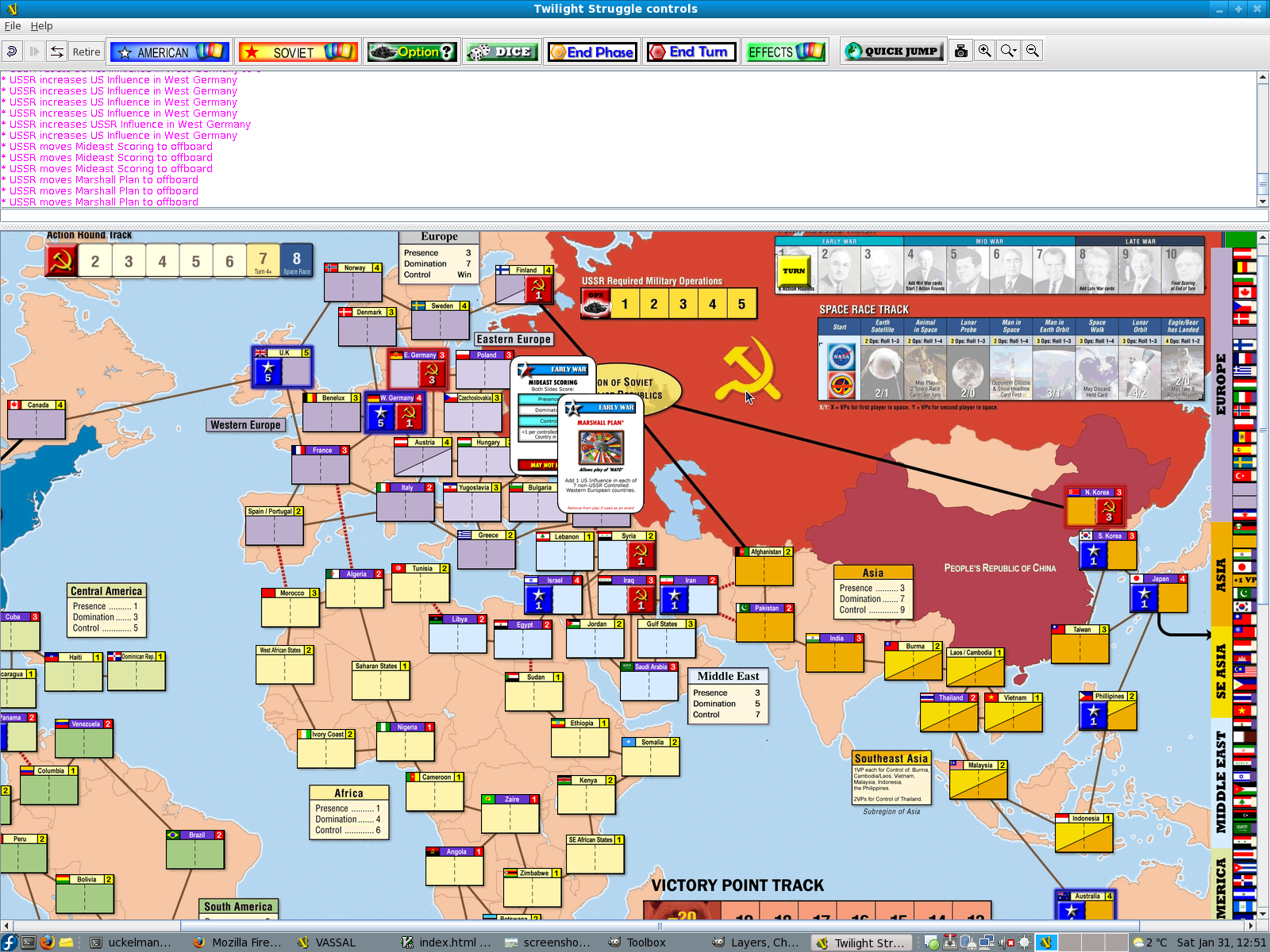 Download web tool or web app VASSAL Engine to run in Windows online over Linux online