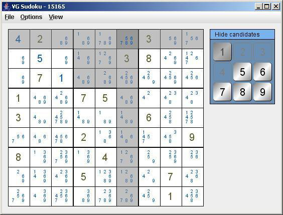 Download web tool or web app VG Sudoku to run in Linux online