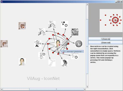 Download web tool or web app VilAug - Framework for Visual Languages to run in Linux online