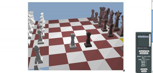 Download web tool or web app HTML5 2D/3D chess to run in Linux online