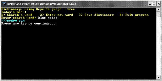 Download web tool or web app jamo Dictionary-tree to run in Windows online over Linux online