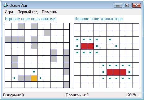 Download web tool or web app Ocean War to run in Windows online over Linux online