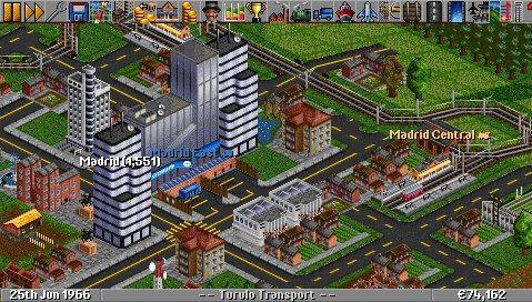 Download web tool or web app OpenTTD-PSP to run in Windows online over Linux online