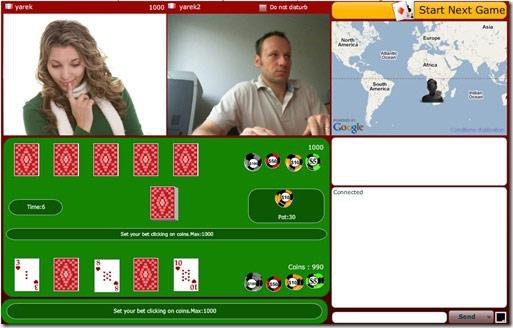 Download web tool or web app red5poker to run in Windows online over Linux online