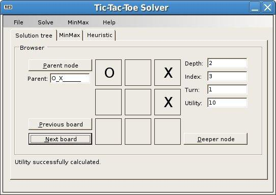 Download web tool or web app TicTacToe Solver to run in Linux online