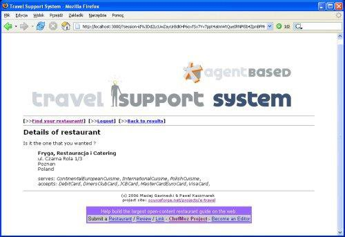 Download web tool or web app Travel Support System to run in Linux online