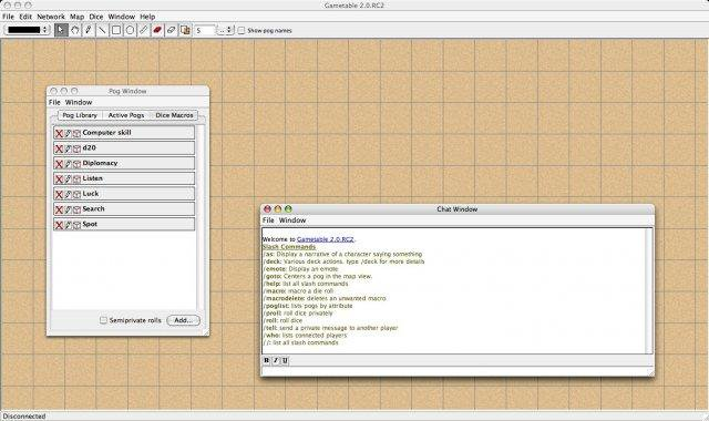 Download web tool or web app VTable, the Virtual Table to run in Linux online
